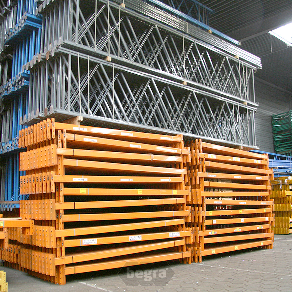 Dexion palletstelling
