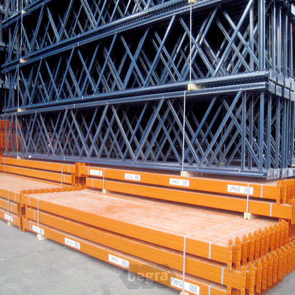 Mecalux palletstelling