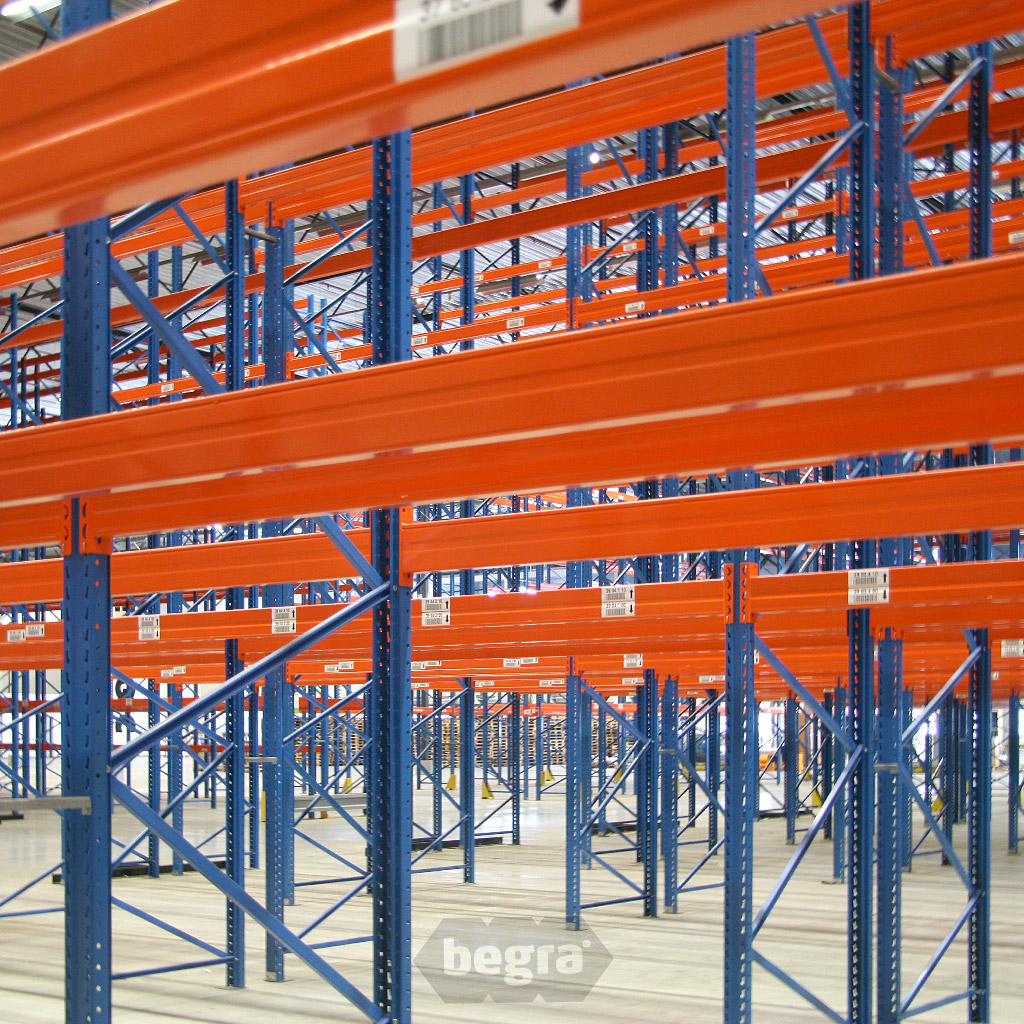 Stow palletstelling